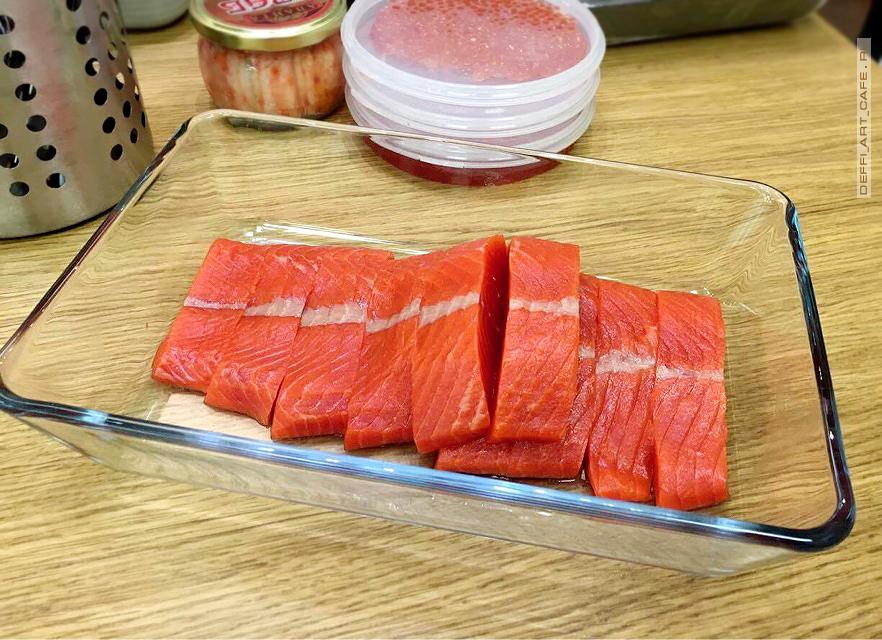 как солить красную рыбу в рассоле рецепт